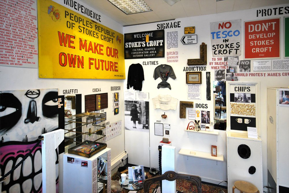 How we made our own future: the Stokes Croft Museum